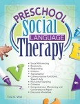 Preschool Social Language Therapy