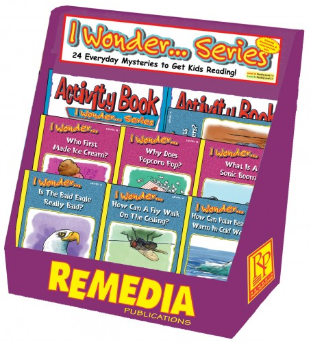 I WONDER SERIES  (SAMPLE SETS 1 & 2)