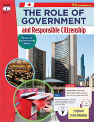 PEOPLE & ENVIRONMENTS / ROLE OF GOVERNMENT & RES CITIZENSHIP