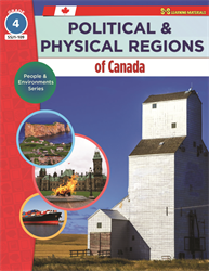PEOPLE & ENVIRONMENTS / POLITICAL & PHYSICAL REGIONS CANADA