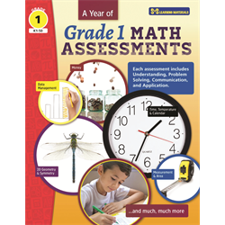 YEAR OF GRADE 1 MATH ASSESSMENTS