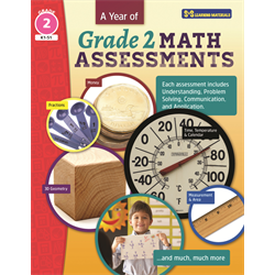 YEAR OF GRADE 2 MATH ASSESSMENTS