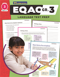 EQAO TEST PREP / GRADE 3 LANGUAGE TEST PREP