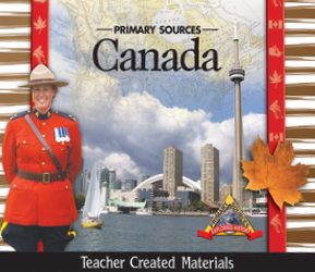 PRIMARY SOURCES: CANADA KIT
