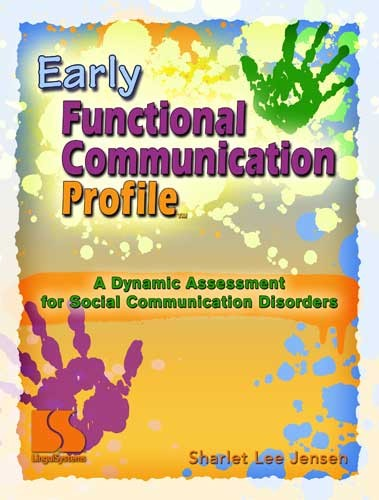EARLY FUNCTIONAL COMMUNICATION PROFILE COMPLETE KIT