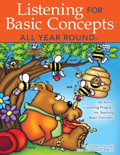LISTENING FOR BASIC CONCEPTS ALL YEAR 'ROUND