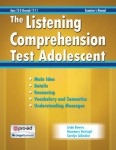 The Listening Comprehension Test Adolescent  (LCT-A)