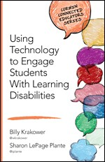 USING TECHNOLOGY TO ENGAGE STUDENTS /W LEARNING DISABILITIES