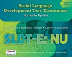 Social Language Development Test - Elementary (SLDT-E: NU)