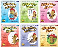 EARLY ARTICULATION FOR CLEFT PALATE SPEECH (SET OF 6 BOOKS)