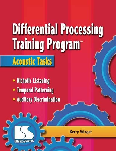 DIFFERENTIAL PROCESSING TRAINING PROGRAM / ACOUSTIC TASKS