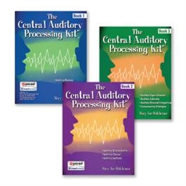 CENTRAL AUDITORY PROCESSING KIT