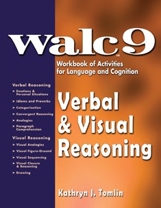 WALC 9 VERBAL AND VISUAL REASONING