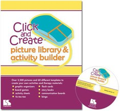 CLICK AND CREATE PICTURE LIBRARY & ACTIVITY BUILDER