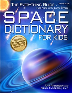 SPACE DICTIONARY FOR KIDS