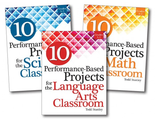 10 PERFORMANCE-BASED PROJECTS (SET OF 3)