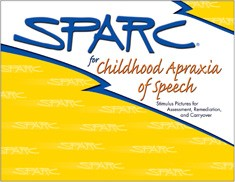 SPARC / CHILDHOOD APRAXIA OF SPEECH