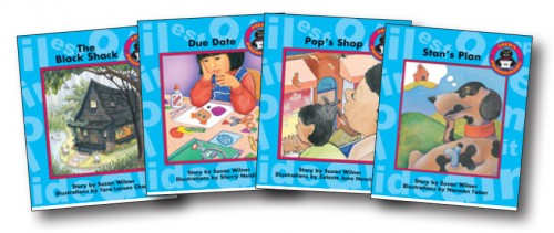 EARLY LITERACY COLLECTION / GRADE K