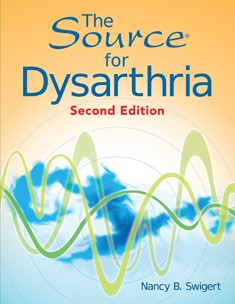 SOURCE FOR / DYSARTHRIA
