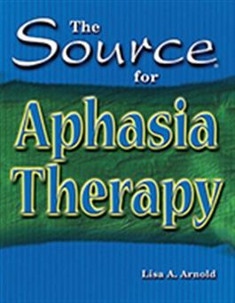 SOURCE FOR / APHASIA THERAPY