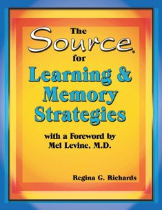 SOURCE FOR / LEARNING & MEMORY STRATEGIES