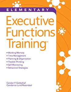 EXECUTIVE FUNCTIONS TRAINING (ELEMENTARY)