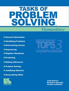 TASKS OF PROBLEM SOLVING - ELEMENTARY (TOPS-3 COMPANION)