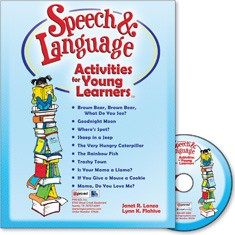 SPEECH & LANGUAGE ACTIVITIES FOR YOUNG LEARNERS
