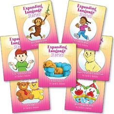 EXPANDING LANGUAGE STORIES (SET OF 7 BOOKS)