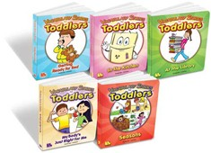 VOCABULARY STORIES FOR TODDLERS (SET OF 5 BOOKS)
