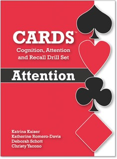 CARDS / ATTENTION (BOOK)