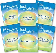 JUST FOR ADULTS (SET OF 6 BOOKS)