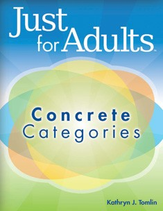 JUST FOR ADULTS / CONCRETE CATEGORIES