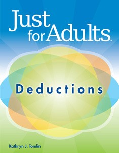 JUST FOR ADULTS / DEDUCTIONS