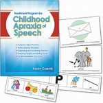 Treatment Program for Childhood Apraxia of Speech