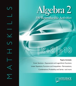 MATHSKILLS / EBOOK ON CD / ALGEBRA 2