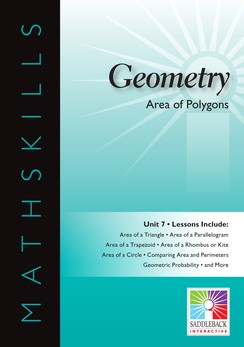 MATHSKILLS / IWB / GEOMETRY / AREA OF POLYGONS