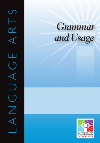 LANG ARTS IWB / GRAMMAR / GR 4-8 (COMPLETE - SINGLE USER)