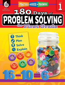 180 DAYS / PROBLEM SOLVING / FIRST GRADE