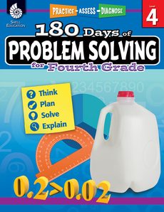 180 DAYS / PROBLEM SOLVING / FOURTH GRADE