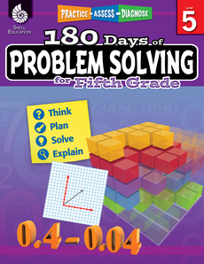 180 DAYS OF PROBLEM SOLVING / FIFTH GRADE
