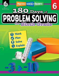 180 DAYS / PROBLEM SOLVING / SXITH GRADE