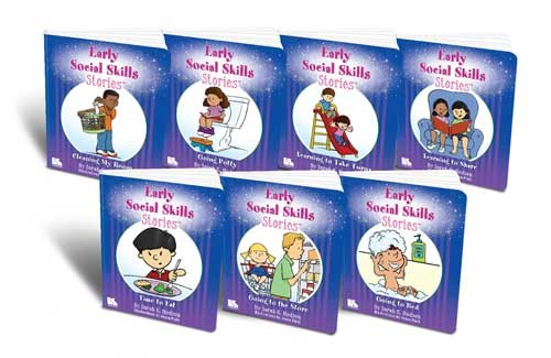 EARLY SOCIAL SKILLS STORIES (SET OF 7 BOOKS)
