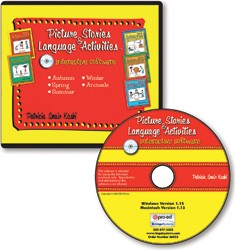 PICTURE STORIES & LANGUAGE ACTIVITIES INTERACTIVE SOFTWARE
