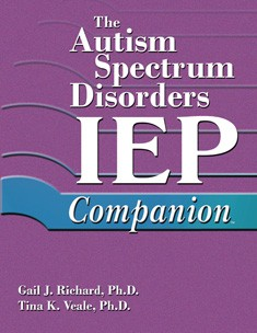 AUTISM SPECTRUM DISORDERS IEP COMPANION