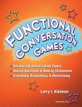 Functional Conversation Games