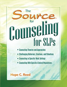 SOURCE FOR / COUNSELING FOR SLPS