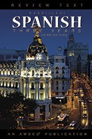 SPANISH / THREE YEARS | REVIEW TEXT