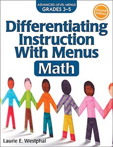 DIFF INSTRUCT WITH MENUS / MATH | GRADES 3-5 (2E)