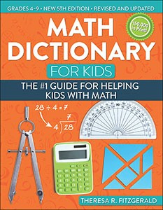 MATH DICTIONARY FOR KIDS (FIFTH EDITION)